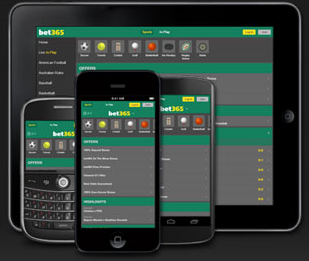 Is bet365's website responsive?