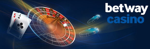 Betway Casino offers many casino games and slots.