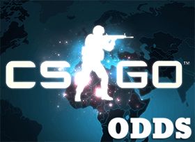 The odds on CS:GO betting sites work in a drastically different way from normal betting